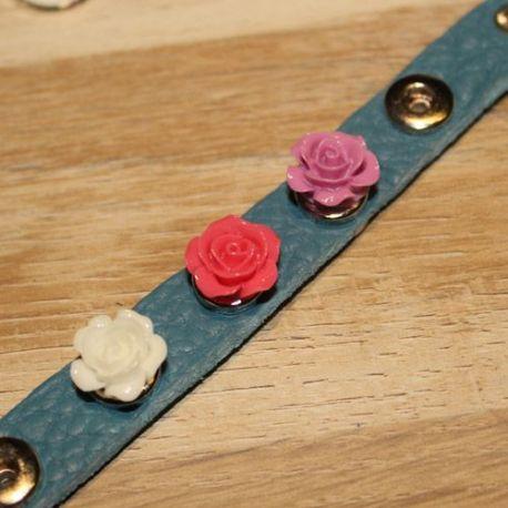 10 roosjes  voor mini click