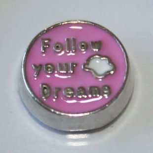 charm follow your dreams  l-rose