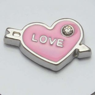 Charm love pijl rose