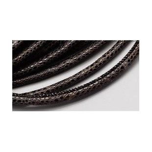 PU Leather Cords, SaddleBrown 5mm