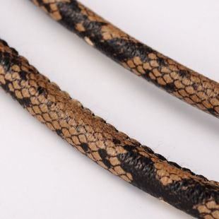 Snake Skin, WhiteSmoke 6mm