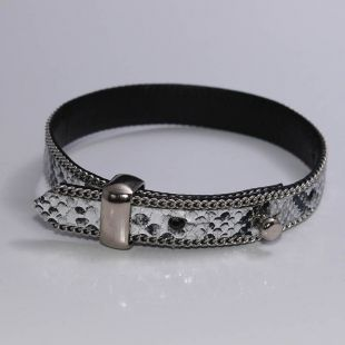 super band giana s 8mm croco wit