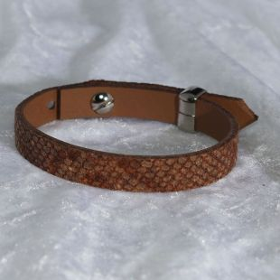 super band croco voor giana s en cuoio 8mm breed